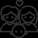 Die Familie und das Evangelische Kinderhaus